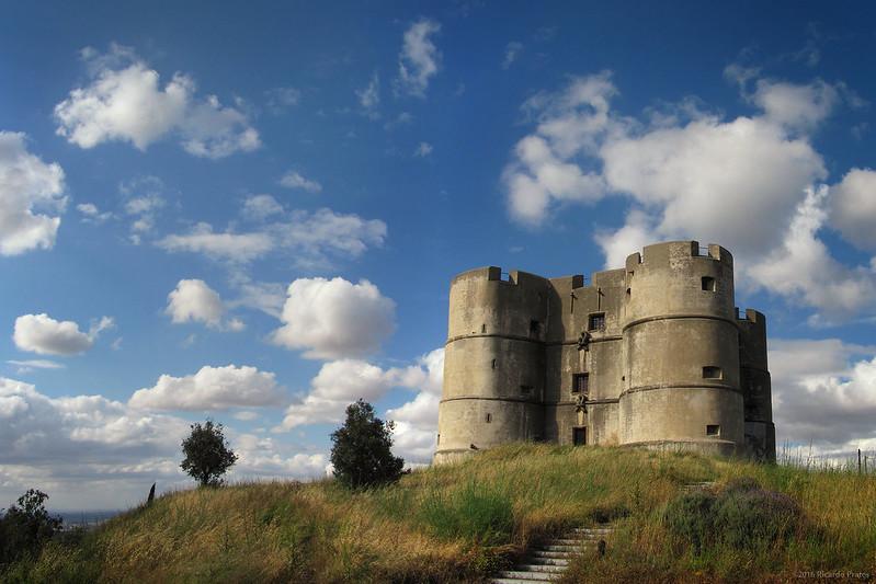 Castillo Evoramonte