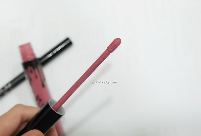 Kylie Cosmetics Lip Kit Posie K matte liquid lipstick