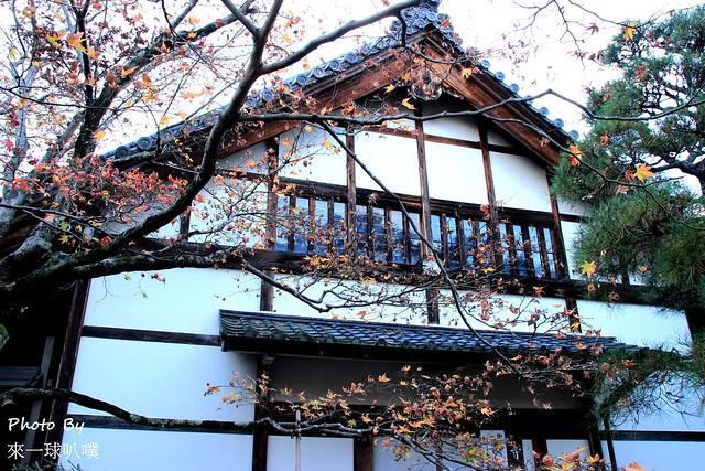 嵐山旅遊景點-常寂光寺20