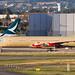 Cathay Pacific Airbus A350-941 cn 53&61 F-WZFP // B-LRG & F-WZFL //// Qatar Airways Airbus A350-941 cn 69 F-WZGZ // A7-ALP by Clément Alloing - CAphotography