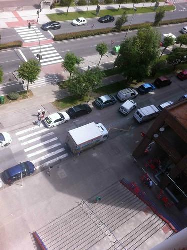 Problemas de aparcamiento