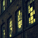 Illumination - Empty Factory, Sheffield. by -Steve Roe-