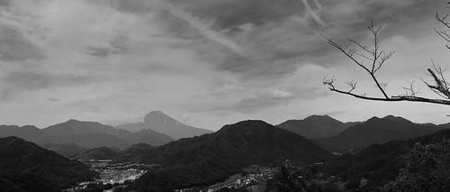blackandwhite mountain nature monochrome japan landscapes bnw yamanashi camera1 iphone6s