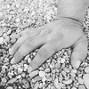 Hand #sea #hand #sand #picoftheday #photooftheday #instafriends #sicily #catania #veryboringsummer #water