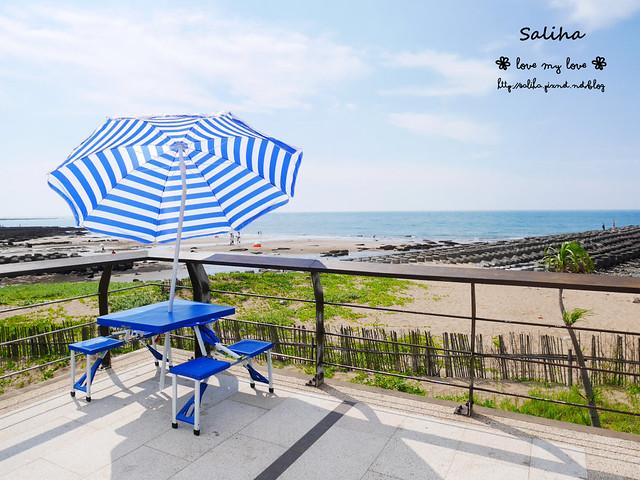三芝淺水灣海邊咖啡餐廳推薦那年夏天 (6)