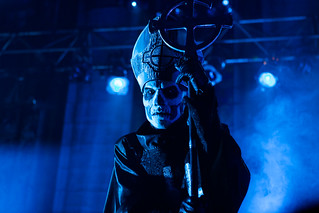 Ghost at the Opera House in Toronto on May 6, 2013