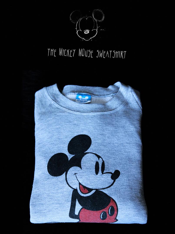 mickey mouse sweatshirt 2