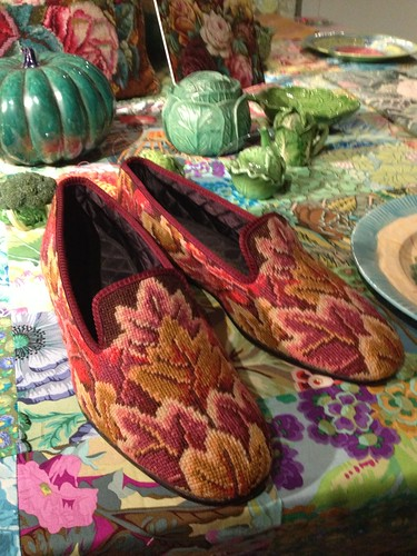 Kaffe Autumn Slippers