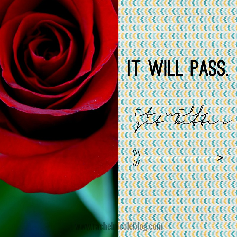 It Will Pass