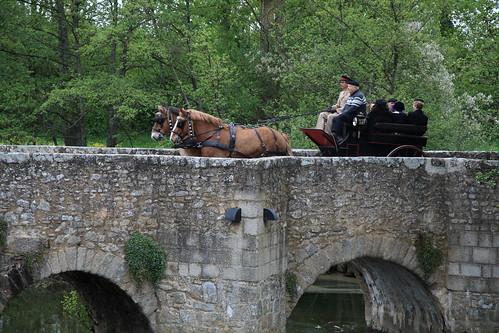 Le Pont, Gourgé