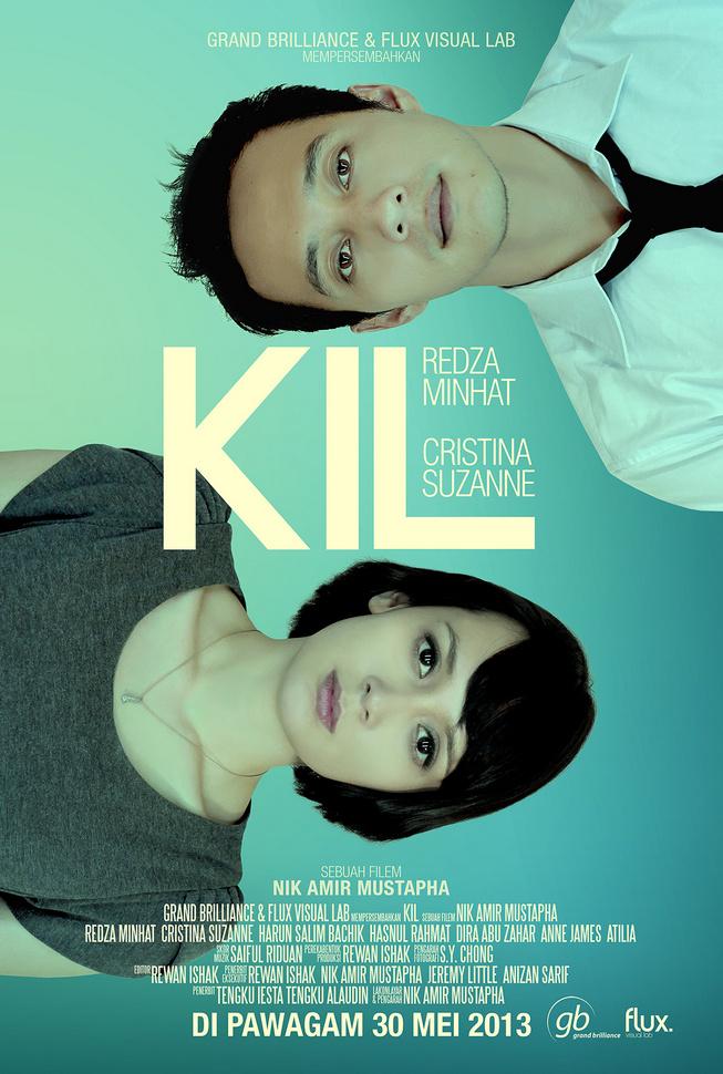 Filem KIL Official Poster