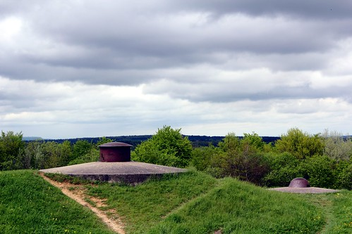 Fort Douaumont in Verdun