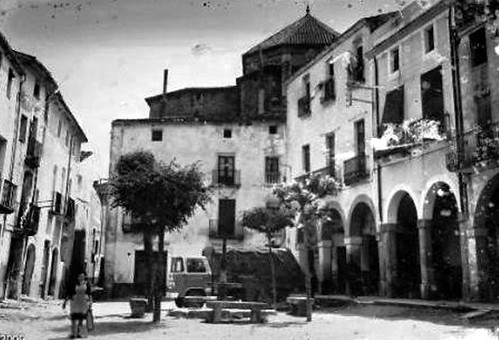 Camionet Nazar a Sarral (Conca de Barberà). to
