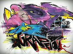 LOST IN GRAFFITI