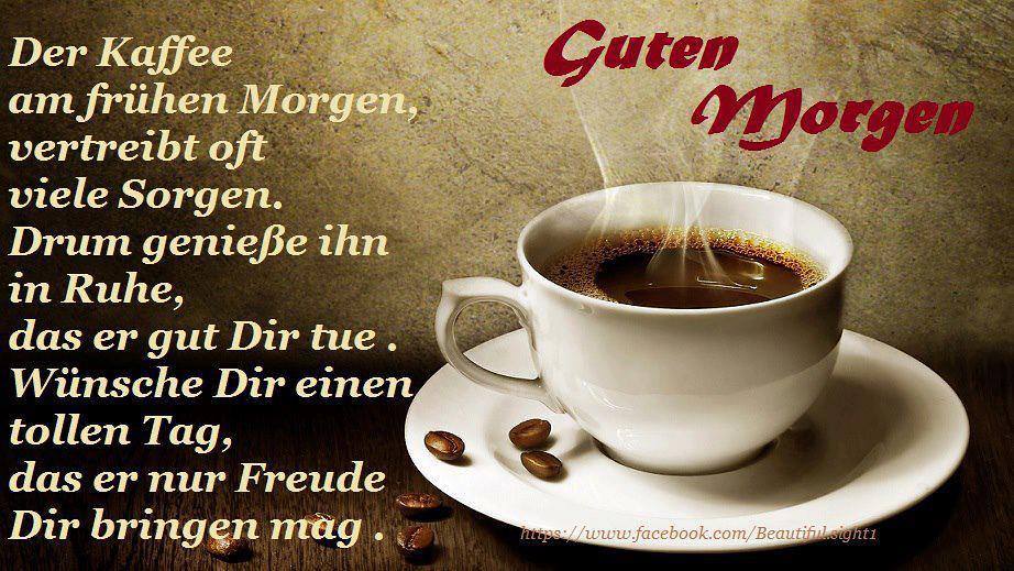 Guten Morgen Schönen Sonntag
