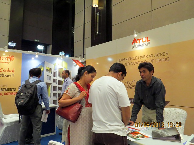 www.atulenterprises.com - Visit Times Property Showcase 2013, 1st &2nd June 2013, JW Marriott, S B Road, Pune