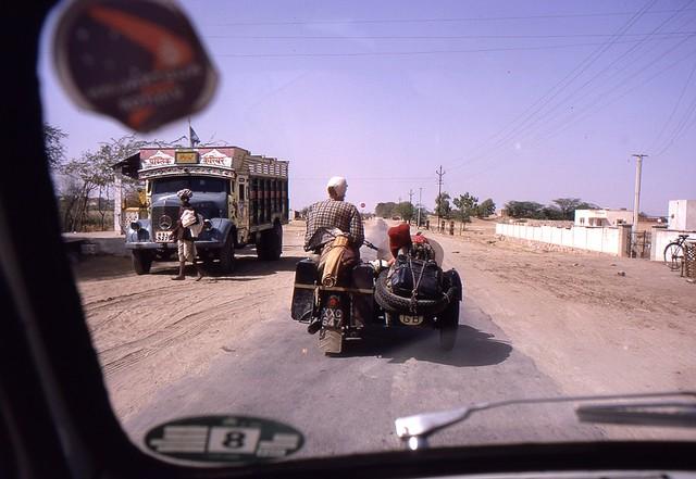 Mandu, India, 1969