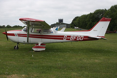 G-BFGD Reims Cessna F172N Popham
