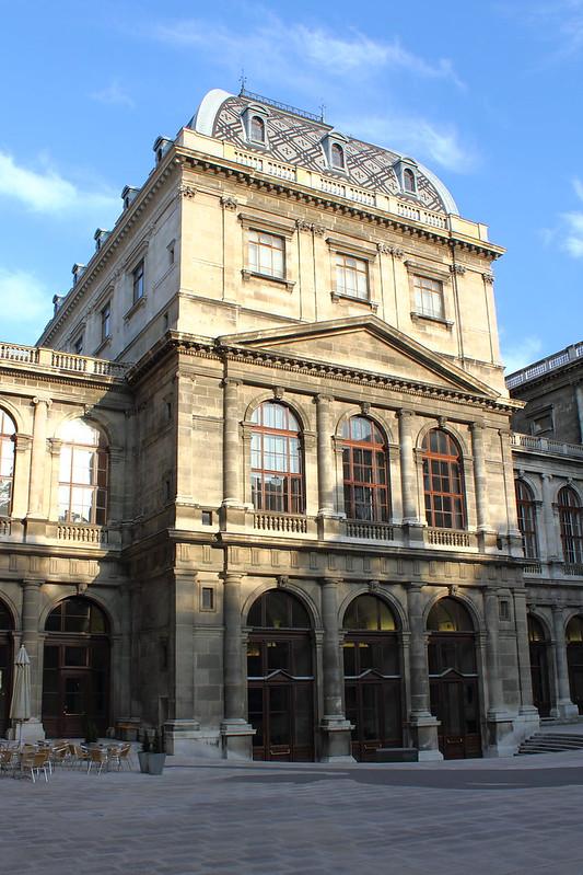 Wien - Innenhof der Universität