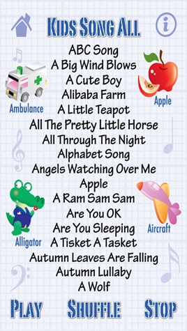 Kids Song All