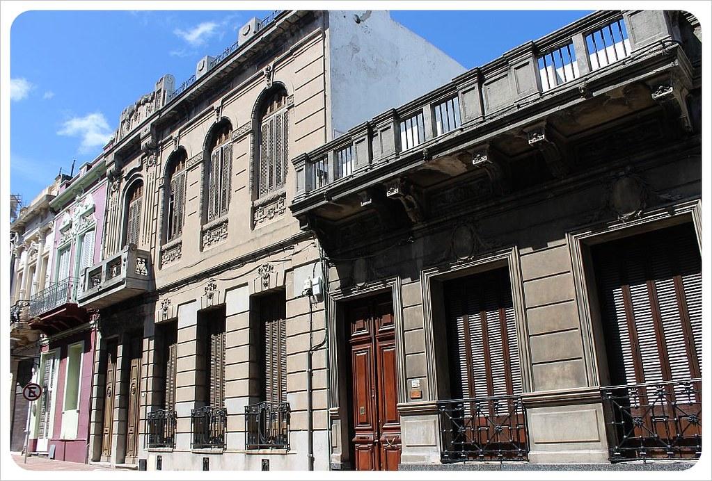 montevideo ciudad vieja buildings