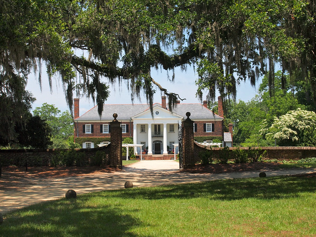 Boone Hall Plantation in South Carolina