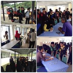 Pendaftaran Program Jati Diri Rohani & Kursus Kepemimpinan BADAR @smslabuan 2013 di Bahagian Teknologi Pendidikan Sungai Lada #Labuan #malaysia #BTP #KPM #SBP