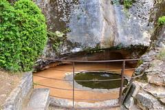 La chute et son bassin