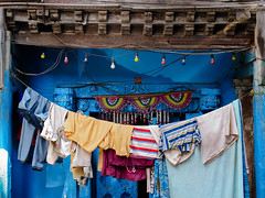 India   Hanging Clothes