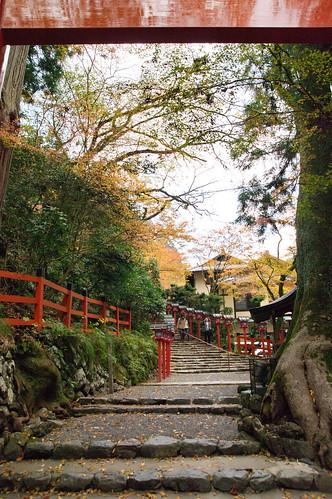 【写真】2012 紅葉 : 貴船神社/2019-02-06/IMGP5928