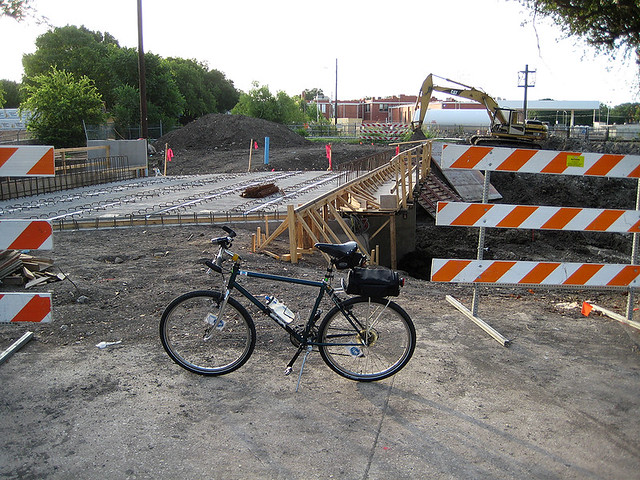 New Bridge At Phillips Drive
