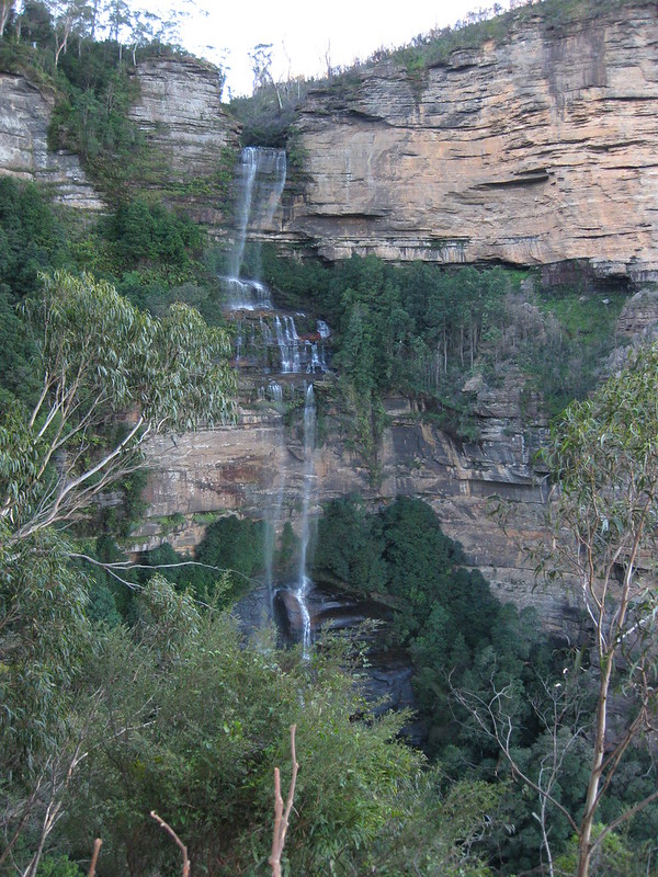 Katoomba Falls (taken from Juliets Balcony)