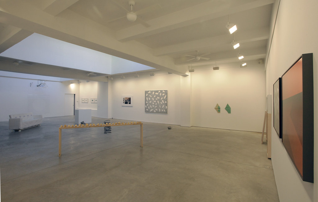 M.F.A. exhibition, Free School, at Gary Snyder Project Space in New York City.