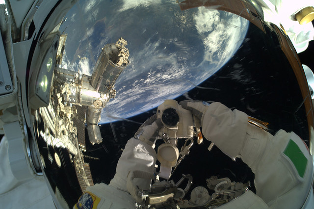 first esa astronaut in space - photo #36