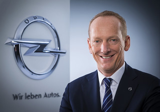 Opel-Chef Dr. Karl-Thomas Neumann