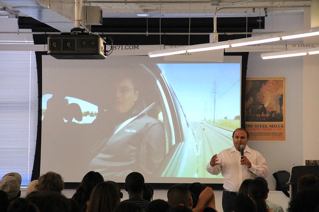 Rayid Ghani Talks About How to Teach Computers at #CivicSummer at 1871
