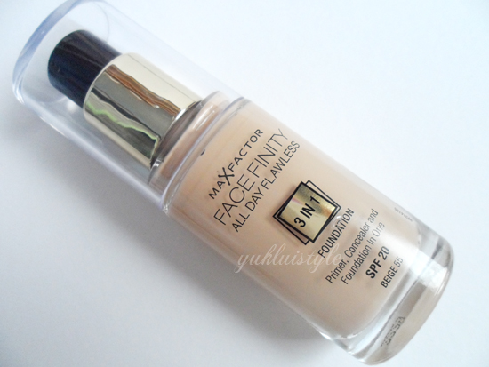 max factor flawless facefinity all day 3 in 1 foundation spf 20 47