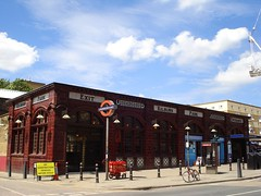 Picture of Kilburn Park Station