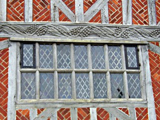 Moot Hall Window, Aldeburgh, Suffolk