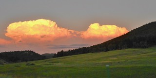 Thunderstorm Formations Over Meyer Park Ranch