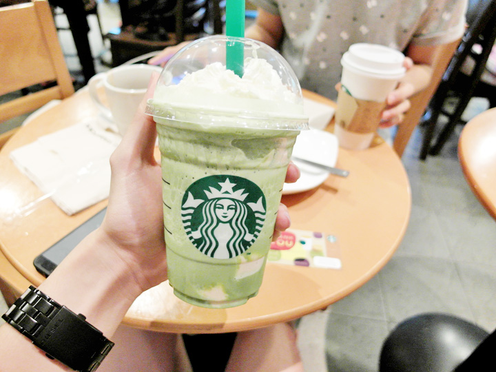 starbucks drink singapore