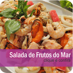 Salada de Frutos do Mar