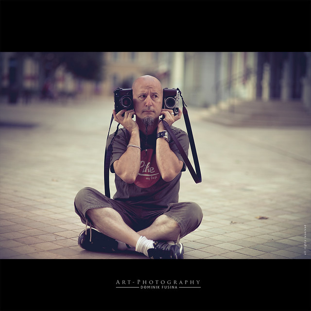 MirrorLess passion | Autoportrait