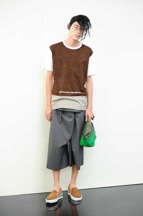 Jaco Van Den Hoven3388_SS14 Tokyo GANRYU(Fashion Press)