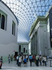 """British Museum"" London"