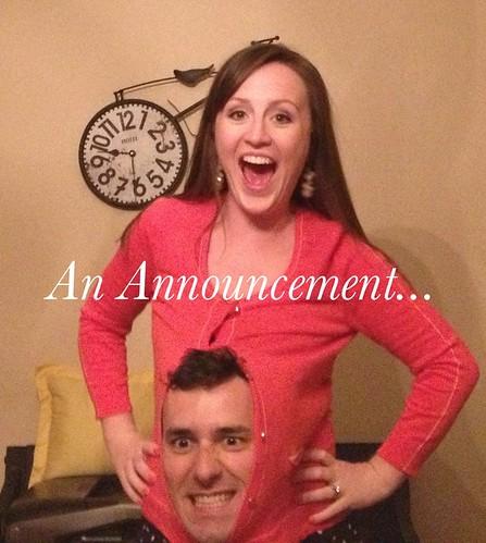Heard Baby Announcement