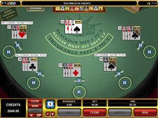 Bonus Blackjack Multi Hand