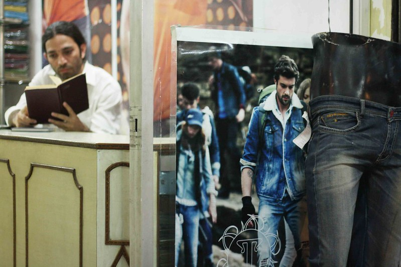 Delhi's Bandaged Moments – Aamir Khan, Welcome Colony