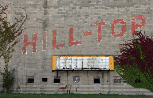 Hill-Top Drive In Theater
