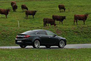 Pressevorstellung neuer Opel Insignia
